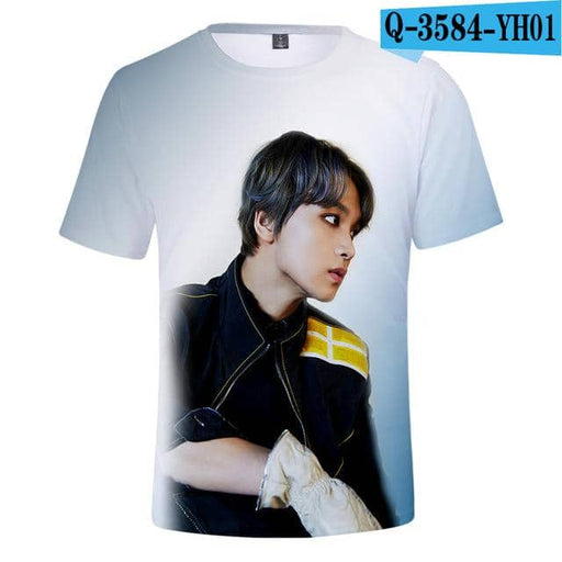 Kpop Newest Nct 127 Kpop Women's/Men's Hip Hop 3D Sweatshirt T-Shirt Short Sleeve Clothes Nct 127 Kpop Casual Short Sleeve Clothing Trend that you'll fall in love with. At an affordable price at KPOPSHOP, We sell a variety of Nct 127 Kpop Women's/Men's Hip Hop 3D Sweatshirt T-Shirt Short Sleeve Clothes Nct 127 Kpop Casual Short Sleeve Clothing Trend with Free Shipping.