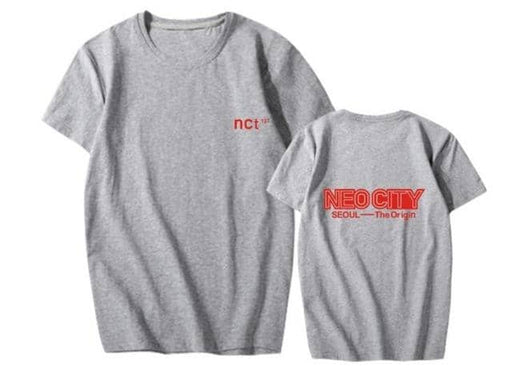 Kpop Newest Nct 127 seoul concert same neo city printing o neck short sleeve t shirt for summer kpop unisex fashion k-pop t-shirt 3 colors that you'll fall in love with. At an affordable price at KPOPSHOP, We sell a variety of Nct 127 seoul concert same neo city printing o neck short sleeve t shirt for summer kpop unisex fashion k-pop t-shirt 3 colors with Free Shipping.