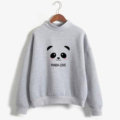 Kpop Newest New Hoody Spring Autumn Kpop Clothes Top Long Sleeve Kawaii Panda Printed Harajuku Sweatshirt Women Hoodies Moletom Feminino that you'll fall in love with. At an affordable price at KPOPSHOP, We sell a variety of New Hoody Spring Autumn Kpop Clothes Top Long Sleeve Kawaii Panda Printed Harajuku Sweatshirt Women Hoodies Moletom Feminino with Free Shipping.
