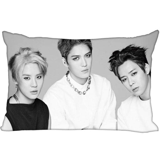 Kpop Newest New arrival KPOP star custom JYJ printed satin pillowcase custom logo two sides more size 35x45cm,40x60cm,50x75cm that you'll fall in love with. At an affordable price at KPOPSHOP, We sell a variety of New arrival KPOP star custom JYJ printed satin pillowcase custom logo two sides more size 35x45cm,40x60cm,50x75cm with Free Shipping.