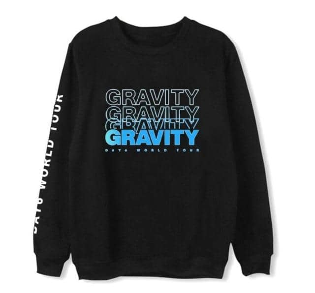 Kpop Newest New arrival kpop day6 world tour gravity concert same printing hoodies unisex fashion fleece/thin pullover o neck sweatshirt that you'll fall in love with. At an affordable price at KPOPSHOP, We sell a variety of New arrival kpop day6 world tour gravity concert same printing hoodies unisex fashion fleece/thin pullover o neck sweatshirt with Free Shipping.