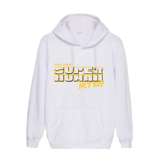 Kpop Newest New arrival nct 127 we are superhuman album same printing hoodies unisex kpop fleece/thin pullover loose sweatshirt 4 colors that you'll fall in love with. At an affordable price at KPOPSHOP, We sell a variety of New arrival nct 127 we are superhuman album same printing hoodies unisex kpop fleece/thin pullover loose sweatshirt 4 colors with Free Shipping.