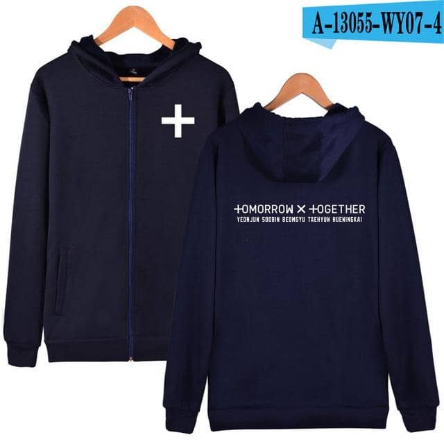 Kpop Newest Off White Zipper up Hoodies Women Men TXT Ablum Print Red White Sweatshirt Kpop Tops Casual Pullover Streetwear Moletom that you'll fall in love with. At an affordable price at KPOPSHOP, We sell a variety of Off White Zipper up Hoodies Women Men TXT Ablum Print Red White Sweatshirt Kpop Tops Casual Pullover Streetwear Moletom with Free Shipping.