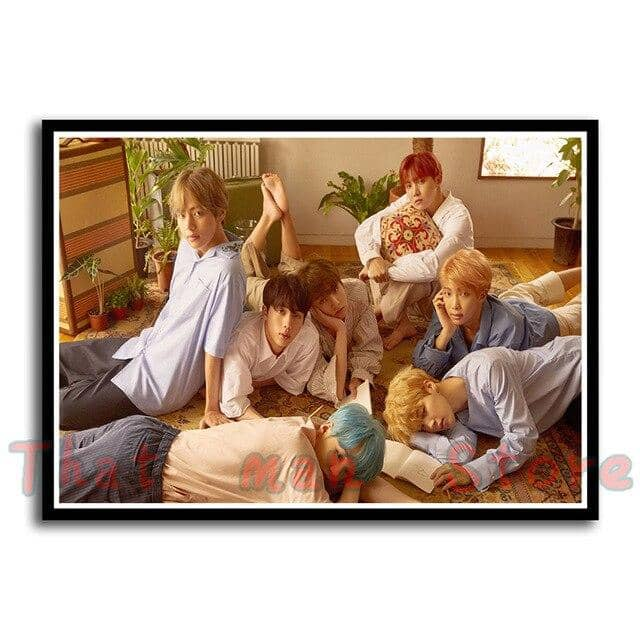 Kpop Newest Posters Love Yourself Kpop Music Wall Stickers High Definition Home Decoration Home Art 42*30cm No frame that you'll fall in love with. At an affordable price at KPOPSHOP, We sell a variety of Posters Love Yourself Kpop Music Wall Stickers High Definition Home Decoration Home Art 42*30cm No frame with Free Shipping.