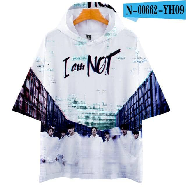Kpop Newest Stray Kids 3D Hoodies Fashion Pullover T-shirt Cool Oversize Hoodies 2019 New Unisex Summer/Autumn Cool T-shirts that you'll fall in love with. At an affordable price at KPOPSHOP, We sell a variety of Stray Kids 3D Hoodies Fashion Pullover T-shirt Cool Oversize Hoodies 2019 New Unisex Summer/Autumn Cool T-shirts with Free Shipping.