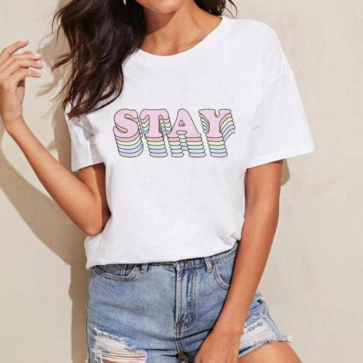 Kpop Newest Stray Kids T-Shirt K-Pop Fandom Stray Kids Miroh T Shirt Women Korean Fashion My Pace  Am You Straykids T Shirts that you'll fall in love with. At an affordable price at KPOPSHOP, We sell a variety of Stray Kids T-Shirt K-Pop Fandom Stray Kids Miroh T Shirt Women Korean Fashion My Pace  Am You Straykids T Shirts with Free Shipping.