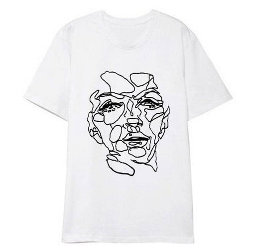 Kpop Newest Summer Unisex Wanna One Daniel Same Human Face Printing O Neck White T Shirt Kpop Fashion Loose Short Sleeve T-Shirt that you'll fall in love with. At an affordable price at KPOPSHOP, We sell a variety of Summer Unisex Wanna One Daniel Same Human Face Printing O Neck White T Shirt Kpop Fashion Loose Short Sleeve T-Shirt with Free Shipping.