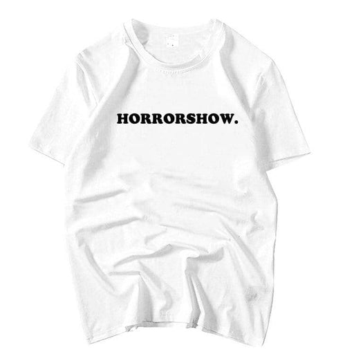 Kpop Newest Summer style horror show printing unisex o neck short sleeve t shirt kpop nct 127 Johnny same fashion men women t-shirt 5 colors that you'll fall in love with. At an affordable price at KPOPSHOP, We sell a variety of Summer style horror show printing unisex o neck short sleeve t shirt kpop nct 127 Johnny same fashion men women t-shirt 5 colors with Free Shipping.