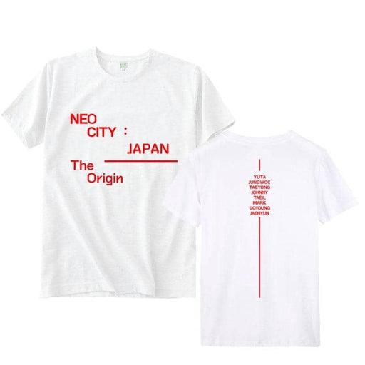 Kpop Newest Summer style kpop nct 127 nct127 neo city japan all member name printing o neck t shirt unisex short sleeve t-shirt that you'll fall in love with. At an affordable price at KPOPSHOP, We sell a variety of Summer style kpop nct 127 nct127 neo city japan all member name printing o neck t shirt unisex short sleeve t-shirt with Free Shipping.
