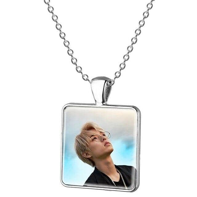 Kpop Newest TAFREE Kpop Day6 Photo Pendant Necklace Square Shape Glass Cabochon Necklaces Rhodium Plated Metal Link Chain Jewelry DAY23 that you'll fall in love with. At an affordable price at KPOPSHOP, We sell a variety of TAFREE Kpop Day6 Photo Pendant Necklace Square Shape Glass Cabochon Necklaces Rhodium Plated Metal Link Chain Jewelry DAY23 with Free Shipping.