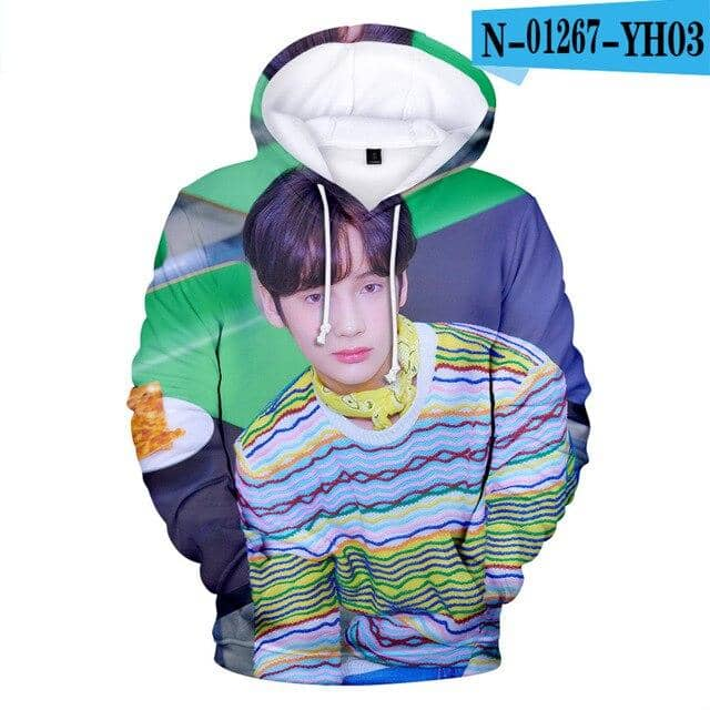 Kpop Newest TJ 3D TXT Hoodies Sweatshirt Fashion Soft Winter/Autumn Hoodies Kpop Hip Hop Long Sleeve TOMORROW X TOGETHER Hoodies Sweatshirt that you'll fall in love with. At an affordable price at KPOPSHOP, We sell a variety of TJ 3D TXT Hoodies Sweatshirt Fashion Soft Winter/Autumn Hoodies Kpop Hip Hop Long Sleeve TOMORROW X TOGETHER Hoodies Sweatshirt with Free Shipping.