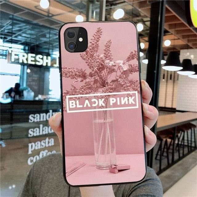 BLACKPINK LISA Phone Case for iphone 12 pro max 11 pro XS MAX 8 7 6 6S Plus X 5S SE 2020 XR case