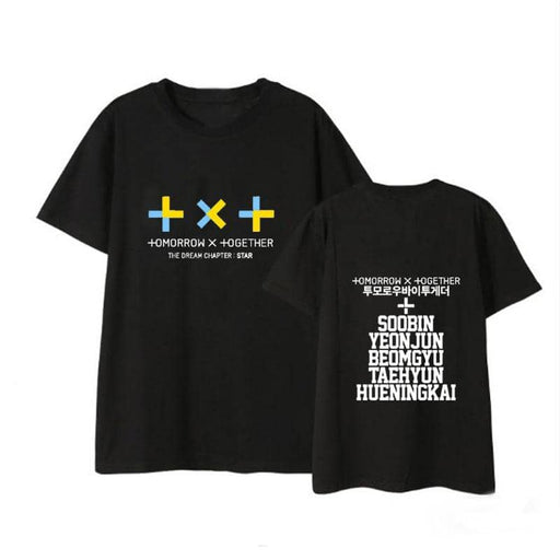 TXT Kpop Member name  TXT korean  women men tops
