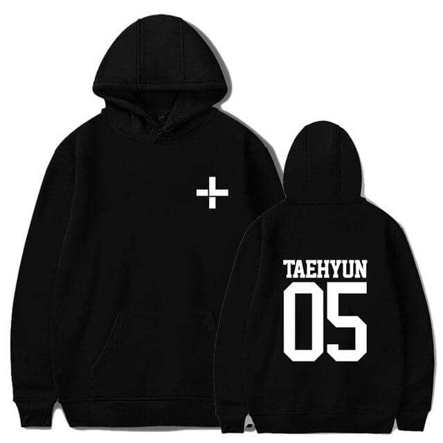 Kpop Newest TXT SOOBIN TAEHYUN Print Long Sleeve Hooded Sweatshirt Itself Kpop Hoody Oversize Pullovers Hoodies PG067 that you'll fall in love with. At an affordable price at KPOPSHOP, We sell a variety of TXT SOOBIN TAEHYUN Print Long Sleeve Hooded Sweatshirt Itself Kpop Hoody Oversize Pullovers Hoodies PG067 with Free Shipping.