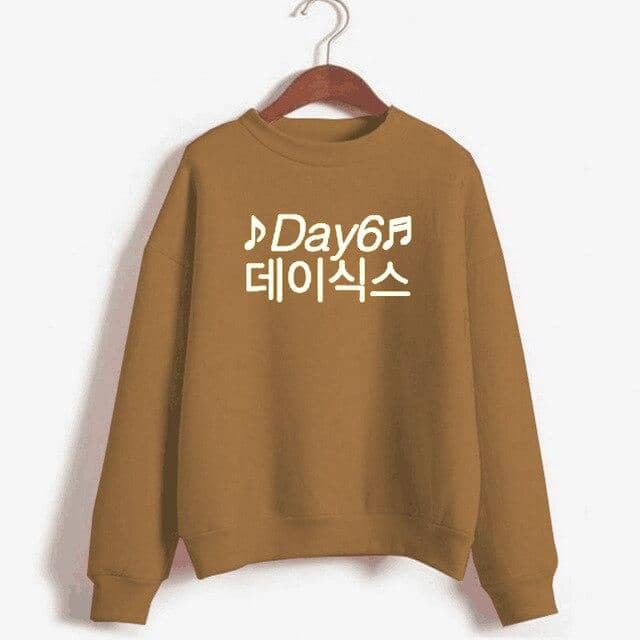 Kpop Newest Day6 Hangul Kpop Hoodie Women Long Sleeve Autumn Winter Warm Sweatshirt Harajuku Korean Fashion Women Clothing that you'll fall in love with. At an affordable price at KPOPSHOP, We sell a variety of Day6 Hangul Kpop Hoodie Women Long Sleeve Autumn Winter Warm Sweatshirt Harajuku Korean Fashion Women Clothing with Free Shipping.
