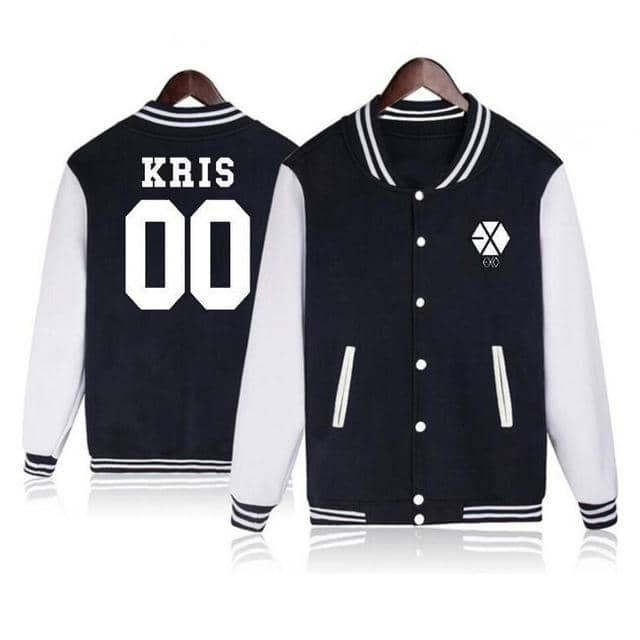 Kpop Newest Kpop Exo Hoodies Men Women Wolf Sehun Luhan Baekhyun Kris Tao Chen Lay Kai Suho Sweatshirt For Boys Girls Jacket Baseball that you'll fall in love with. At an affordable price at KPOPSHOP, We sell a variety of Kpop Exo Hoodies Men Women Wolf Sehun Luhan Baekhyun Kris Tao Chen Lay Kai Suho Sweatshirt For Boys Girls Jacket Baseball with Free Shipping.