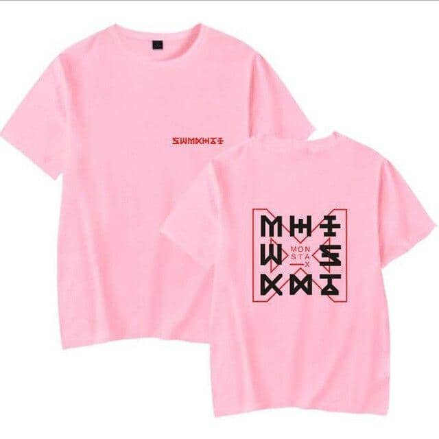 Kpop Newest Women's T-Shirt KPOP Monsta x Print Funny Tshirt Women Summer Casual Female T Shirt Hipster Hip-hop Tee Shirt Femme Streetwear that you'll fall in love with. At an affordable price at KPOPSHOP, We sell a variety of Women's T-Shirt KPOP Monsta x Print Funny Tshirt Women Summer Casual Female T Shirt Hipster Hip-hop Tee Shirt Femme Streetwear with Free Shipping.