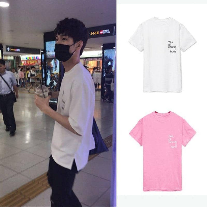 Kpop Newest Yong Shengyou Yong Chengyu Li Dahui wanna one T-shirts loose-sleeved male and female couples installed Korean version in summe that you'll fall in love with. At an affordable price at KPOPSHOP, We sell a variety of Yong Shengyou Yong Chengyu Li Dahui wanna one T-shirts loose-sleeved male and female couples installed Korean version in summe with Free Shipping.