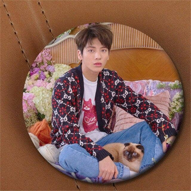 Kpop Newest Youpop KPOP TXT SOOBIN  Album Cat & Dog Concept Phot  Pin Badge For Clothes Hats Backpack Corsages Decoration that you'll fall in love with. At an affordable price at KPOPSHOP, We sell a variety of Youpop KPOP TXT SOOBIN  Album Cat & Dog Concept Phot  Pin Badge For Clothes Hats Backpack Corsages Decoration with Free Shipping.