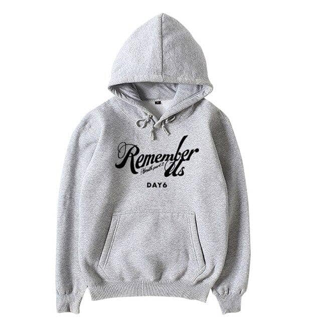 Kpop Newest day6 new album remember us youth part2 same printing hoodie for kpop fans unisex pullover fleece/thin loose sweatshirt that you'll fall in love with. At an affordable price at KPOPSHOP, We sell a variety of day6 new album remember us youth part2 same printing hoodie for kpop fans unisex pullover fleece/thin loose sweatshirt with Free Shipping.
