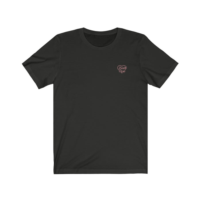 BlackPink Badge Unisex T-Shirt - Kpopshop