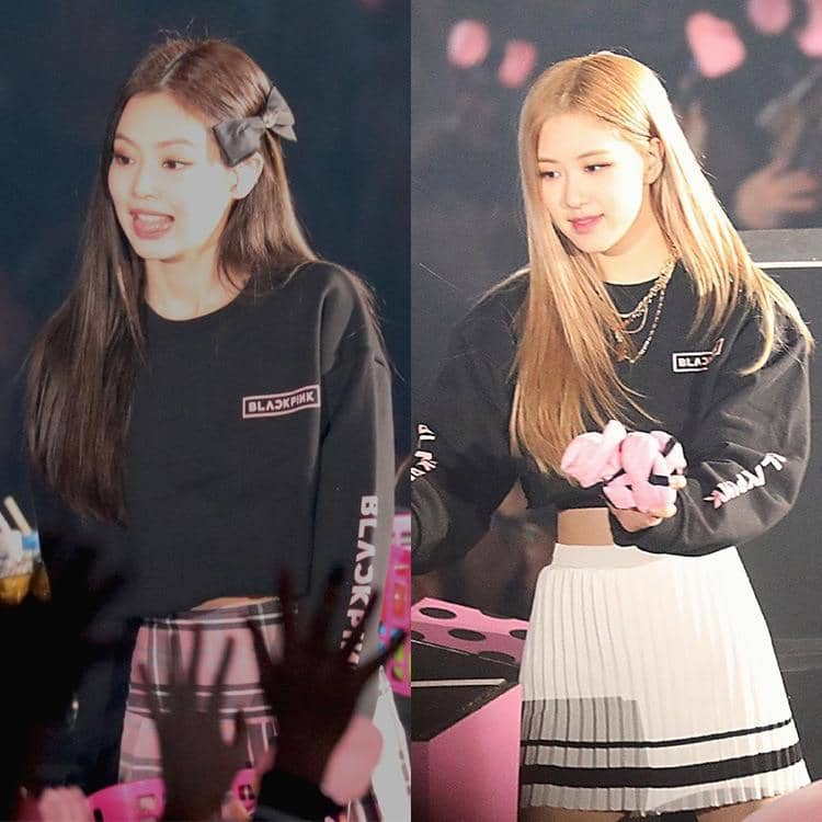 Kpop Newest kpop BLACKPINK 2019 new autumn Round neck short black hoodies women loose Korean streetwear Harajuku sweatshirts female clothes that you'll fall in love with. At an affordable price at KPOPSHOP, We sell a variety of kpop BLACKPINK 2019 new autumn Round neck short black hoodies women loose Korean streetwear Harajuku sweatshirts female clothes with Free Shipping.