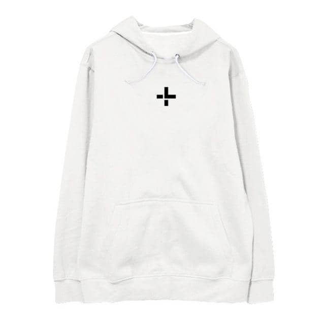 Kpop Newest kpop Casual Print TXT Hoodies Cross pullovers Girl Sweet Loose Top korean Harajuku Clothes Women/Men fashion hooded Sweatshirts that you'll fall in love with. At an affordable price at KPOPSHOP, We sell a variety of kpop Casual Print TXT Hoodies Cross pullovers Girl Sweet Loose Top korean Harajuku Clothes Women/Men fashion hooded Sweatshirts with Free Shipping.