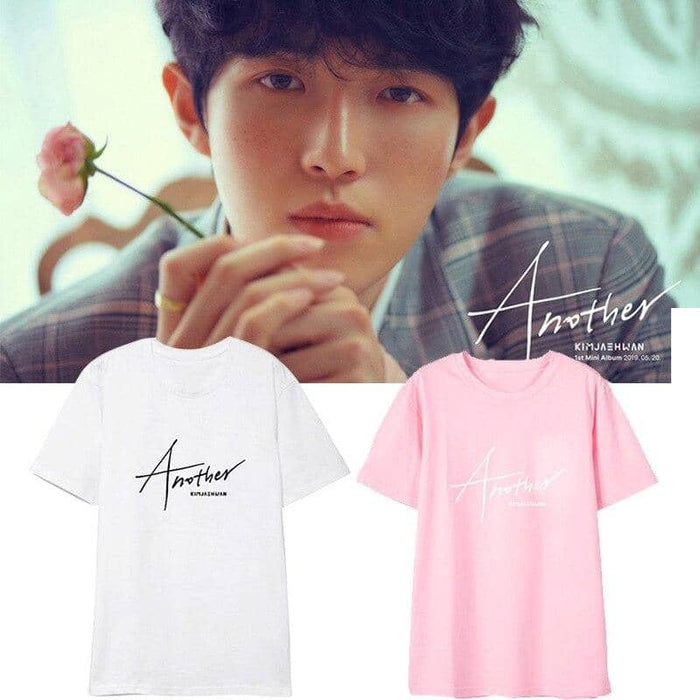 Kpop Newest kpop Wanna One Album Another aid Short sleeve t-shirt kpop Kim Jae-Hwan printing O-neck T shirt men/women Harajuku shirt tops that you'll fall in love with. At an affordable price at KPOPSHOP, We sell a variety of kpop Wanna One Album Another aid Short sleeve t-shirt kpop Kim Jae-Hwan printing O-neck T shirt men/women Harajuku shirt tops with Free Shipping.