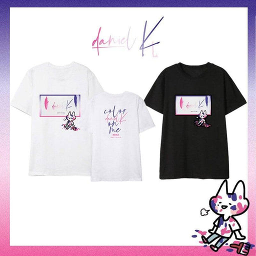 Kpop Newest kpop Wanna One Kang Daniel Album Color on me same Short sleeve printed t-shirt men and women Hip Hop Casual Loose T Shirt Tops that you'll fall in love with. At an affordable price at KPOPSHOP, We sell a variety of kpop Wanna One Kang Daniel Album Color on me same Short sleeve printed t-shirt men and women Hip Hop Casual Loose T Shirt Tops with Free Shipping.