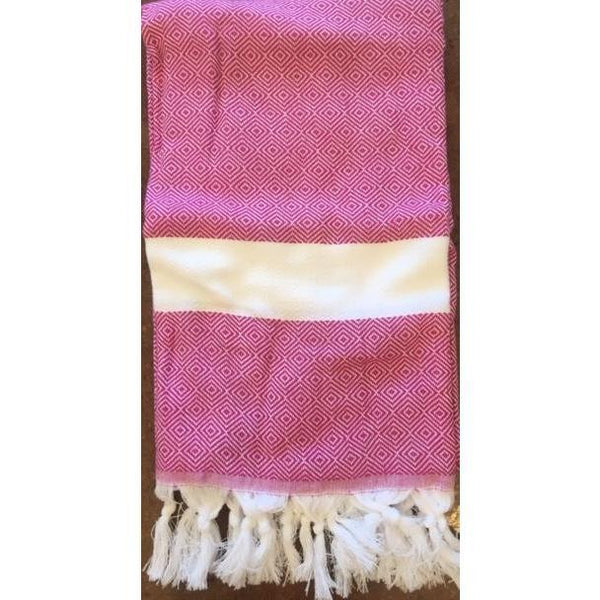 Riviera Diamond Turkish Towel