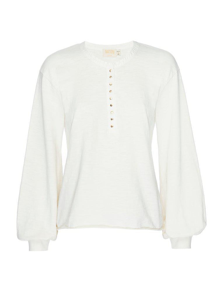 Nation Dannie Top - Off White