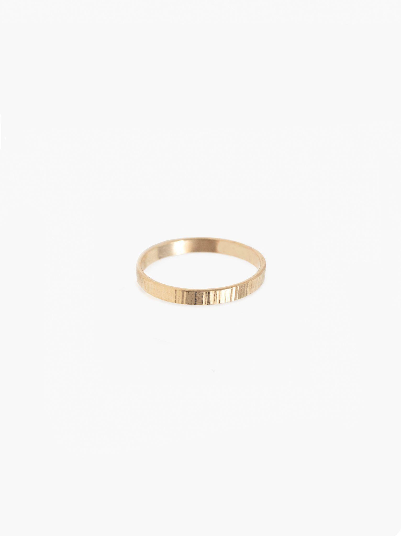 Able Luxe Beam Ring