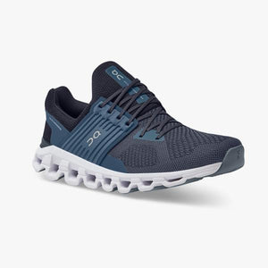 On Running CloudSwift Men's Shoe Denim/Midnight