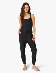 Beyond Yoga Everyday Lounger Midi Jumpsuit