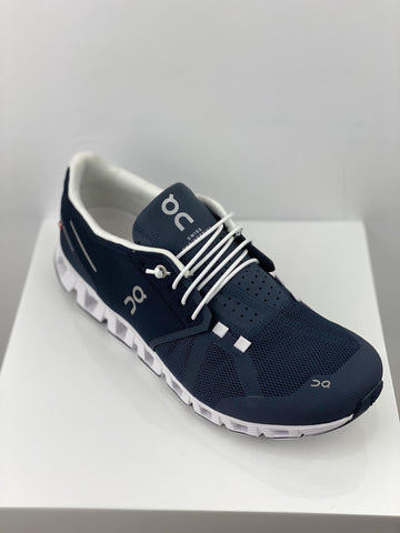 On Running Cloud Men's Shoe Navy/White