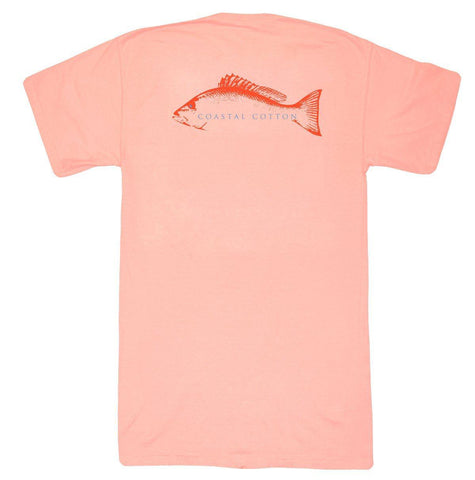 Coastal Cotton Snapper T-Shirt