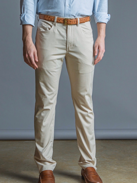 Onward Reserve Performance Five Pocket Pant - Stone