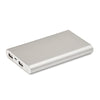 ALUMINIUM POWER BANK WITH DUAL PORTS