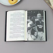 Load image into Gallery viewer, Personalised Newcastle United On This Day Football Book