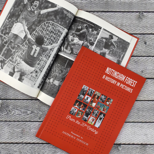 Personalised Nottingham Forest F.C. Picture History Book