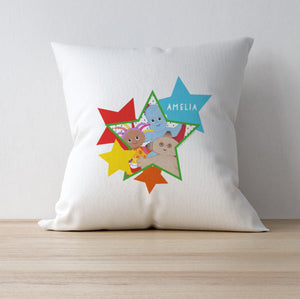 Personalised In The Night Garden Cushion