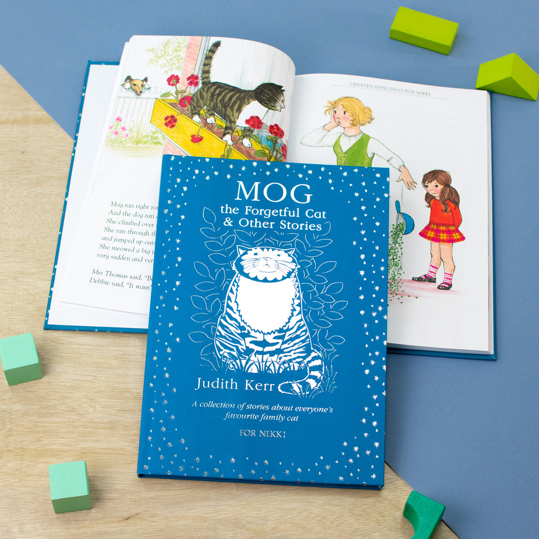 Personalised Mog Story Collection Book