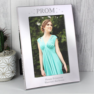 Personalised Prom Night Aluminium Photo Frame
