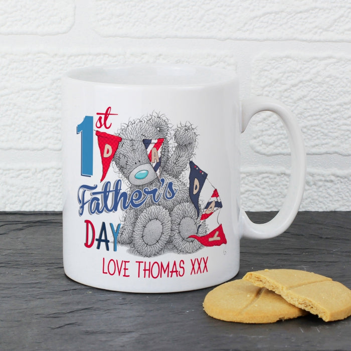 Personalised Me To You 1st Father's Day Mug