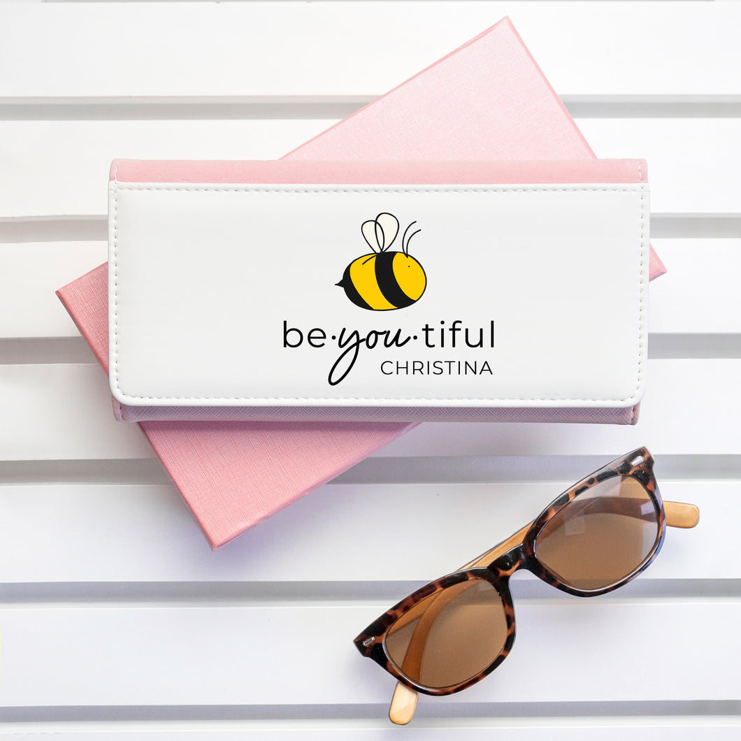 Personalised Be You Purse In Gift Box