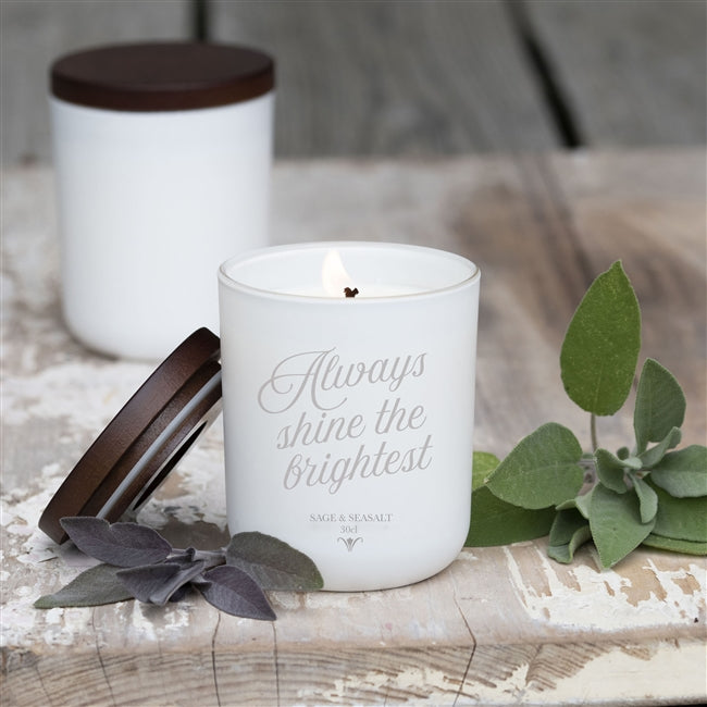 Always Shine Luxury Soy Wax Scented Candle
