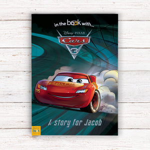 Cars 3 - Disney Licensed Personalised Book