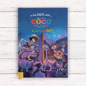 Coco - Disney Licensed Personalised Book
