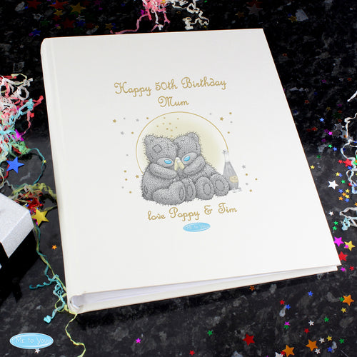 Personalised Me To You Photo Album - Any Message