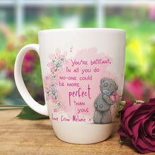 Load image into Gallery viewer, Personalised Me To You Mother's Day Mug